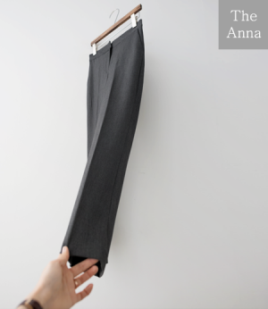 the anna best bootscut sl[팬츠AVL49] 3color_3size안나앤모드