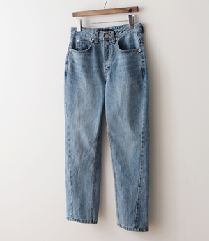 elbon line baggy light jean[데님BGE10] one color_3size안나앤모드
