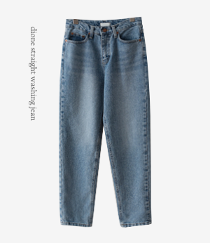 dione straight washing jean[데님BGV22] 2color_3size안나앤모드