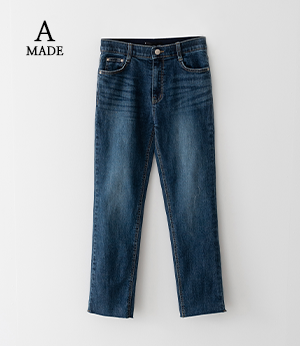 A. just slim straight jean[데님BNG24] one color_4size안나앤모드