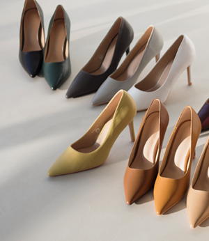 roun color stiletto heel[슈즈BFV66] 15color_6size안나앤모드