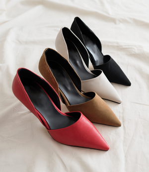 edge line stiletto heel[슈즈BFV68] 4color_5size안나앤모드
